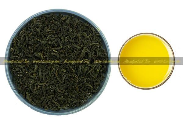 cách-pha-lục-trà