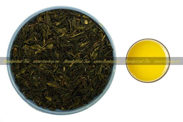 cách pha trà hoa nhài
