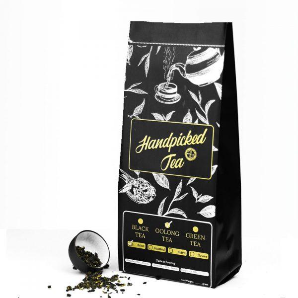 Trà ô long xanh handpicked tea