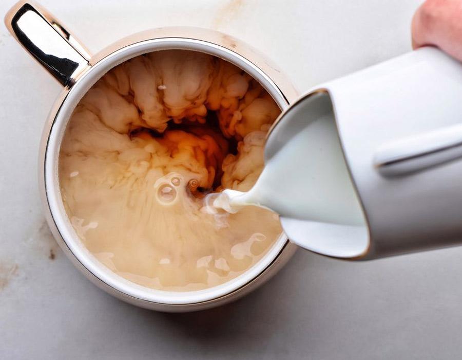 Cách làm trà sữa Earl Grey