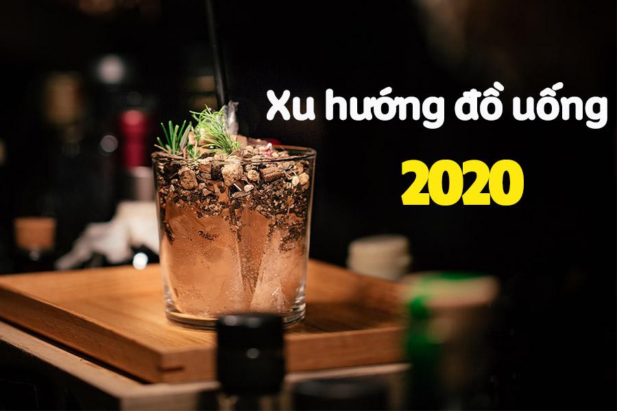 xu hướng đồ uống 2020